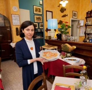 Torino Foto Dario Nazzaro : RUBRICA MANGIAR BENE. OSTERIA LA CENA COI FIOCCHI.
